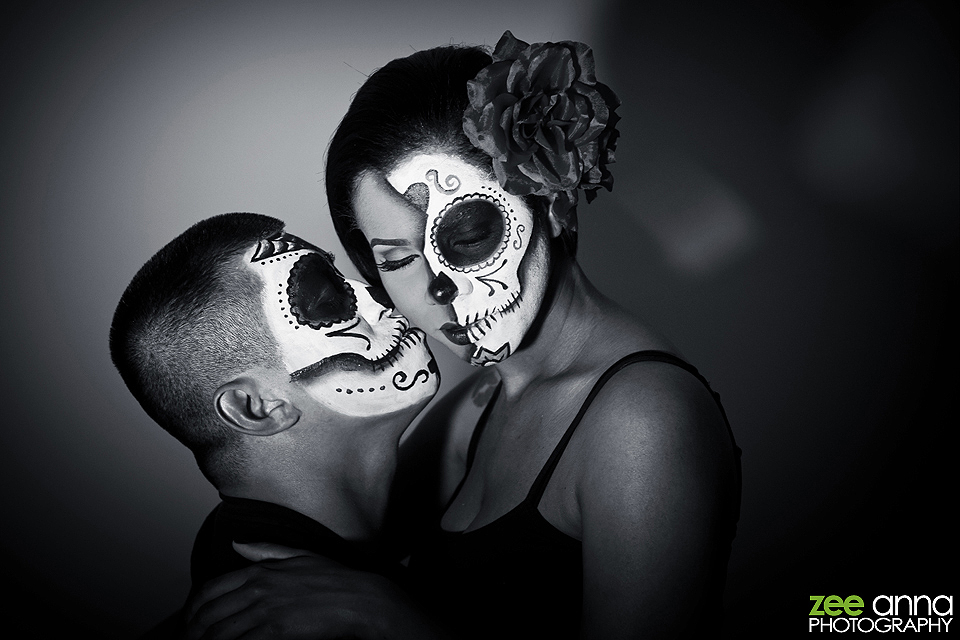 day of the dead couple - photo #28