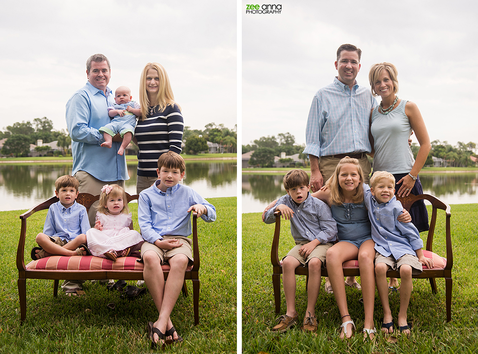 Naples Florida Extended Family Session