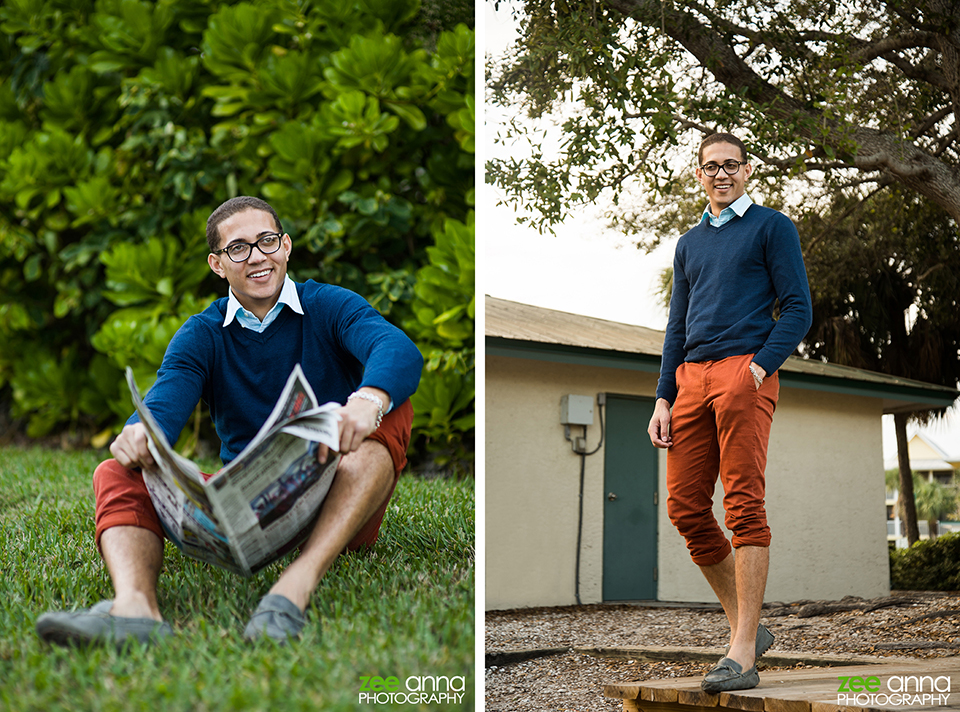 Men Lifestyle shoot in Naples Florida with Parker Lee and Hashani