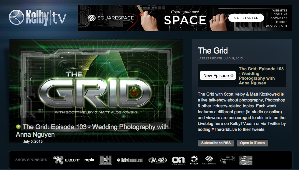 The Grid with Wedding Photographer Anna Nguyen