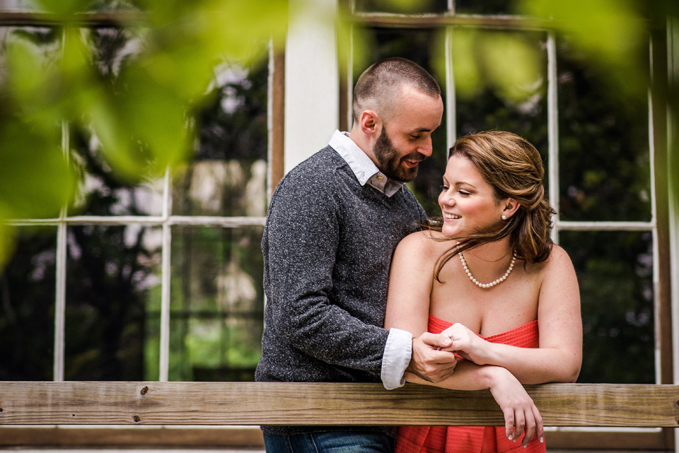 Koreshan State Park Engagement Session by Zee Anna Photography