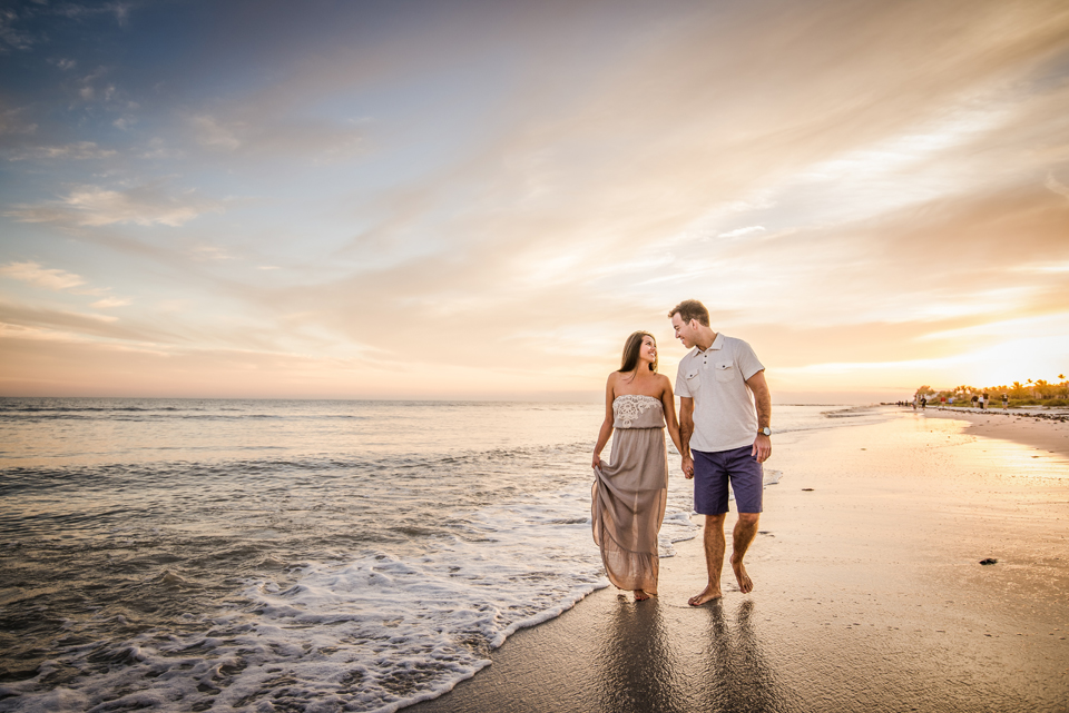 Sanibel Island Engagement Shoot by Zee Anna Photography