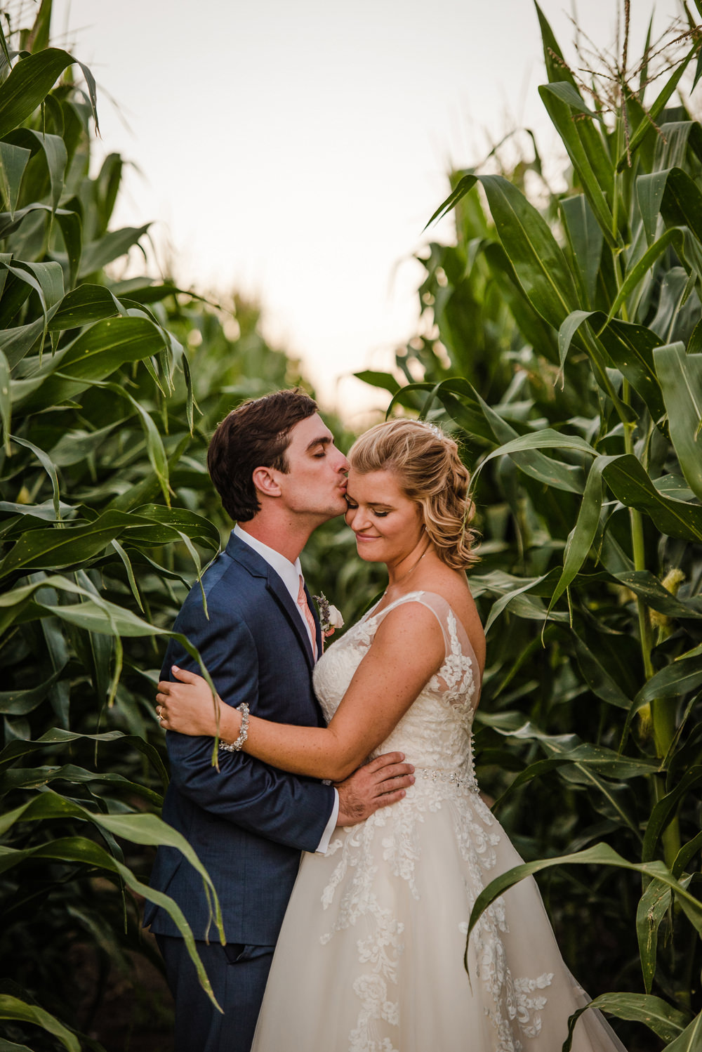 Wisconsin Farm Wedding by Zee Anna Photography