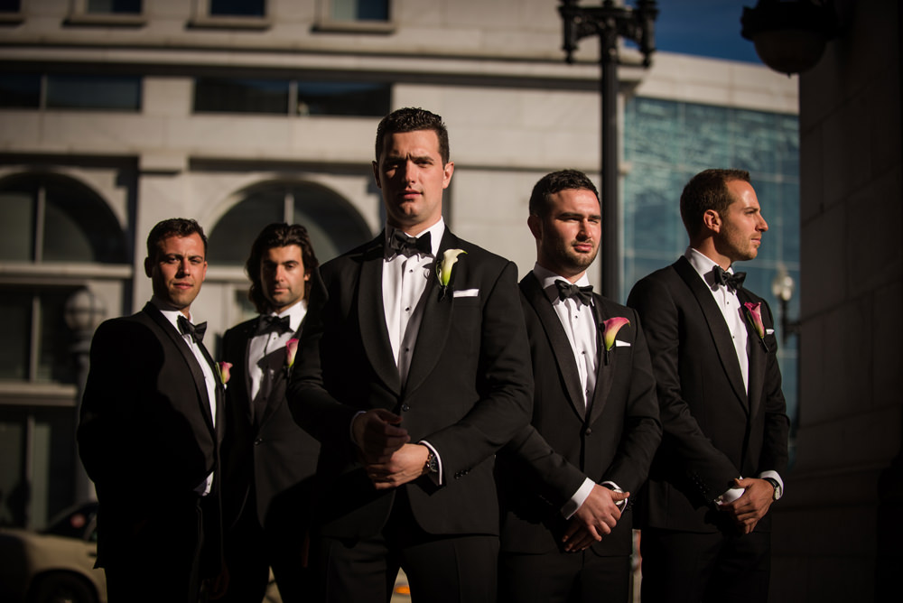 Washington DC Wedding by Zee Anna Photography