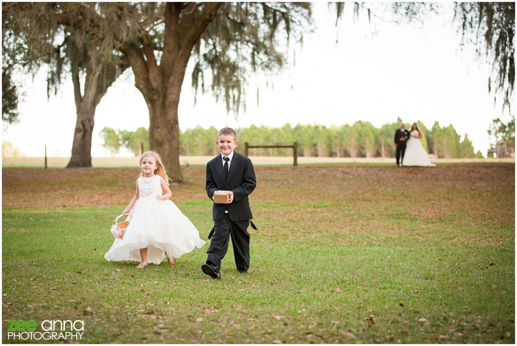 Tampa area, Lange Farm Wedding by Zee Anna Photography