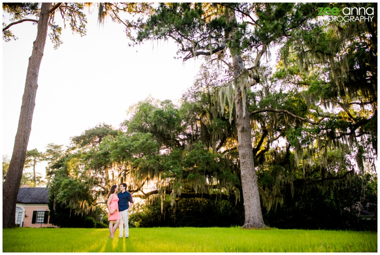tallahassee couple portrait photography by zee anna photography
