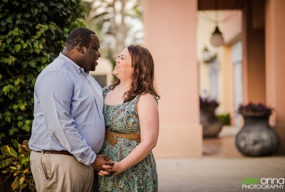 Fort Myers Engagement session with Zee Anna Photography