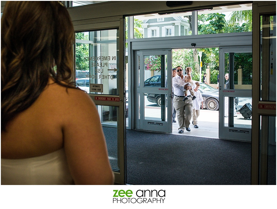 Fort Myers Courthouse Wedding by Zee Anna Photography
