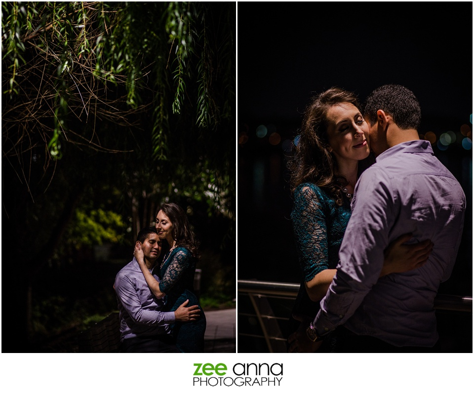 The Navy Yard couple's session by Zee Anna Photography