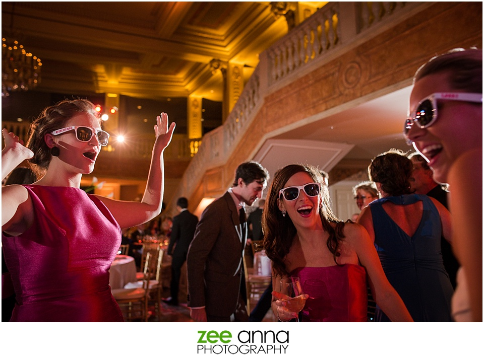 Georgetown - Washington DC Wedding by Zee Anna Photography