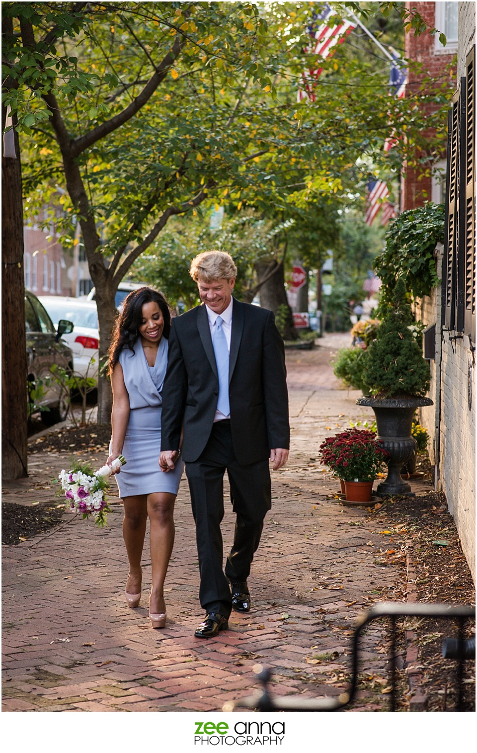 DC Elopement by Zee Anna Photography