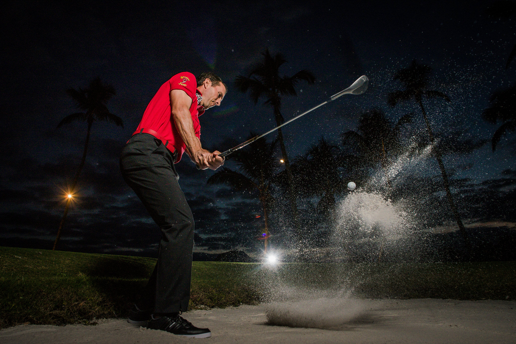 PGA Pro Golfer Mike Weir by Anna Nguyen