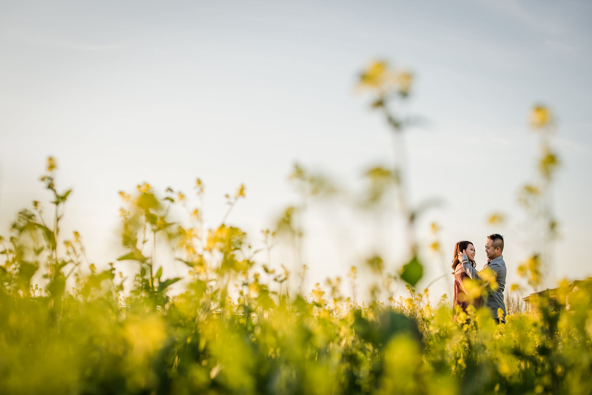 Sacramento Engagement Photography by Zee Anna Photography