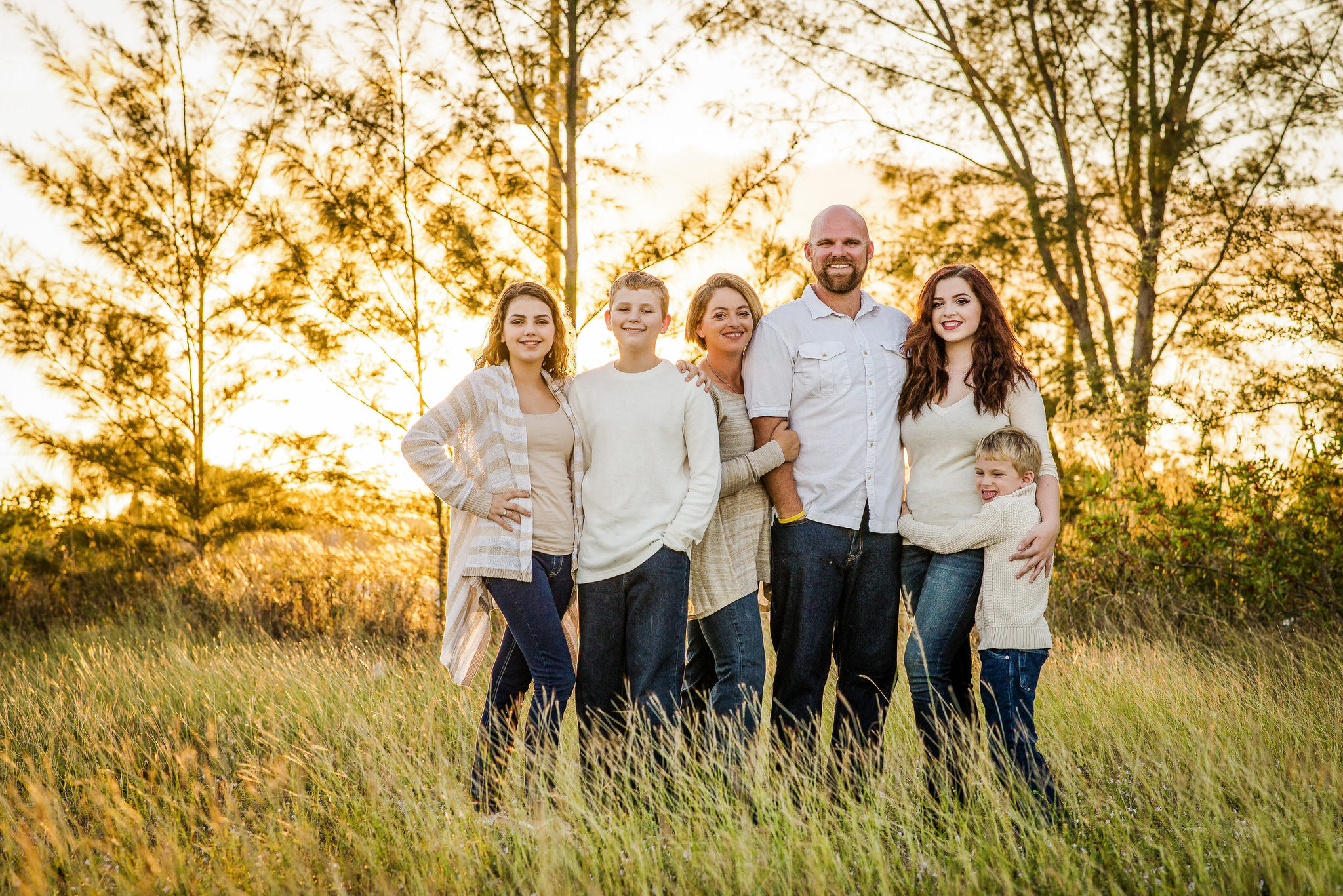 Fort Myers Family Photography by Zee Anna Photography