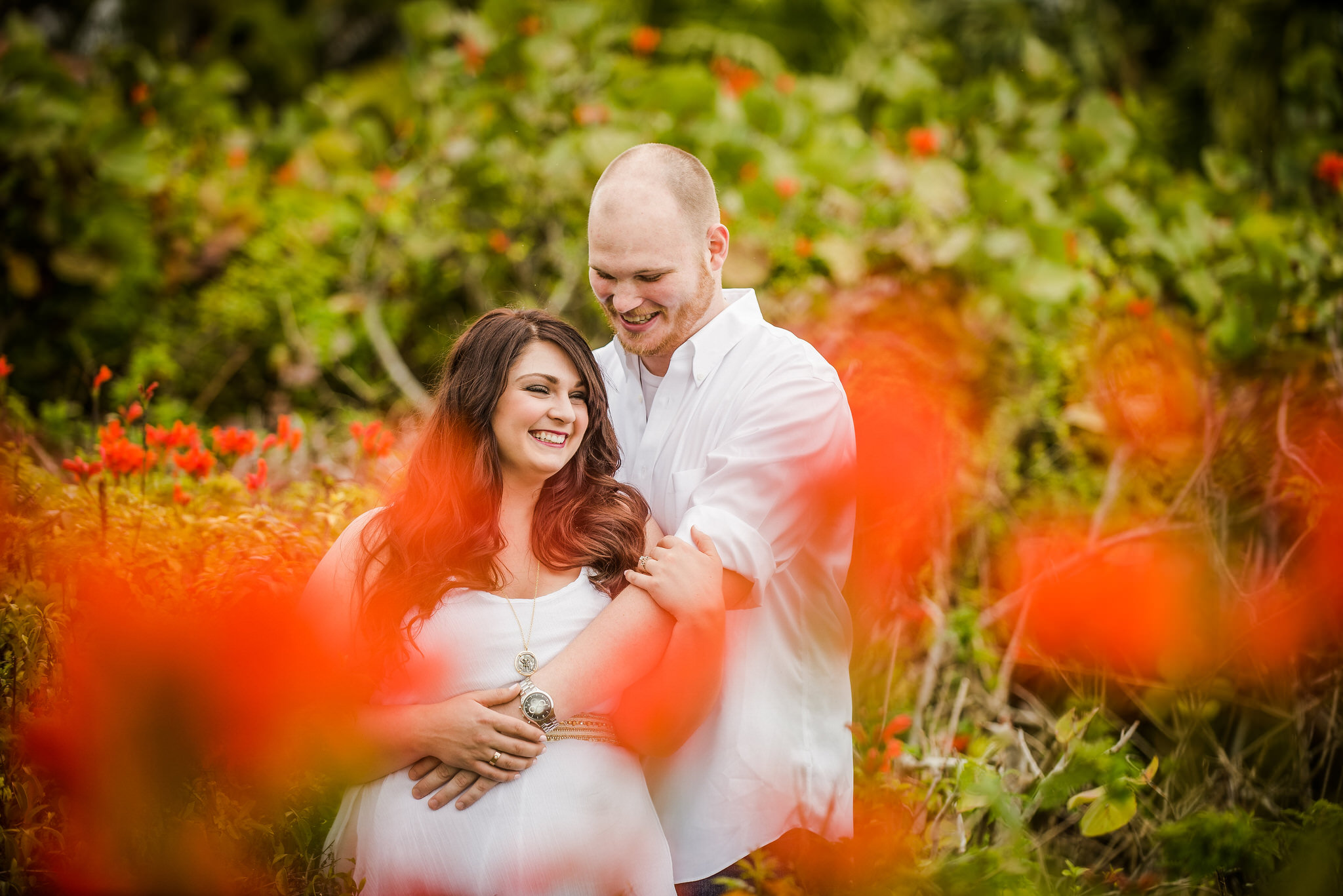 Fort Myers Engagement Shoot by Zee Anna Photography