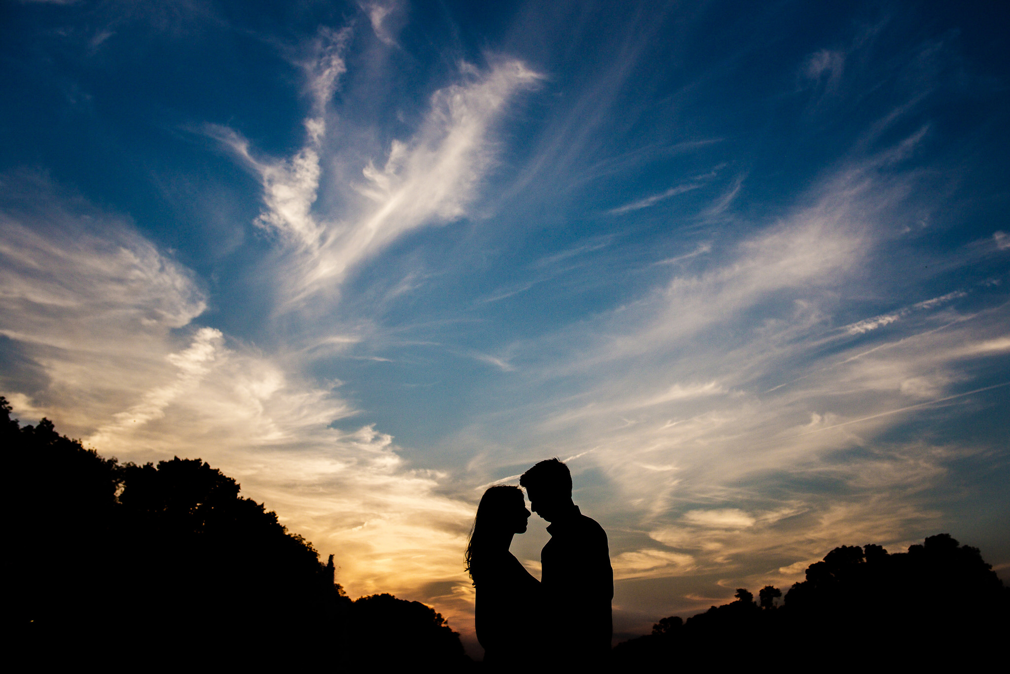 Washington DC Engagement Photography by Zee Anna Photography