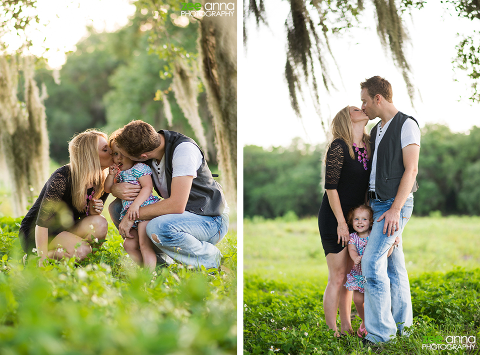 Buckingham Florida Family Session