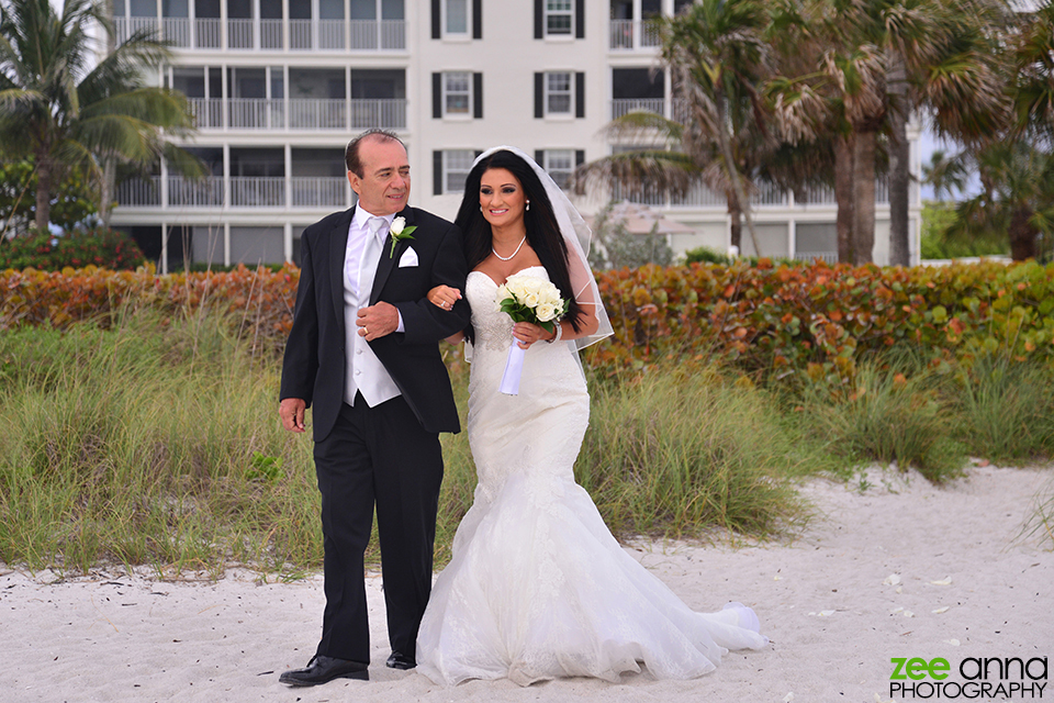 Ryan and Natasha Bilson at the Hilton Hotel in Naples Florida
