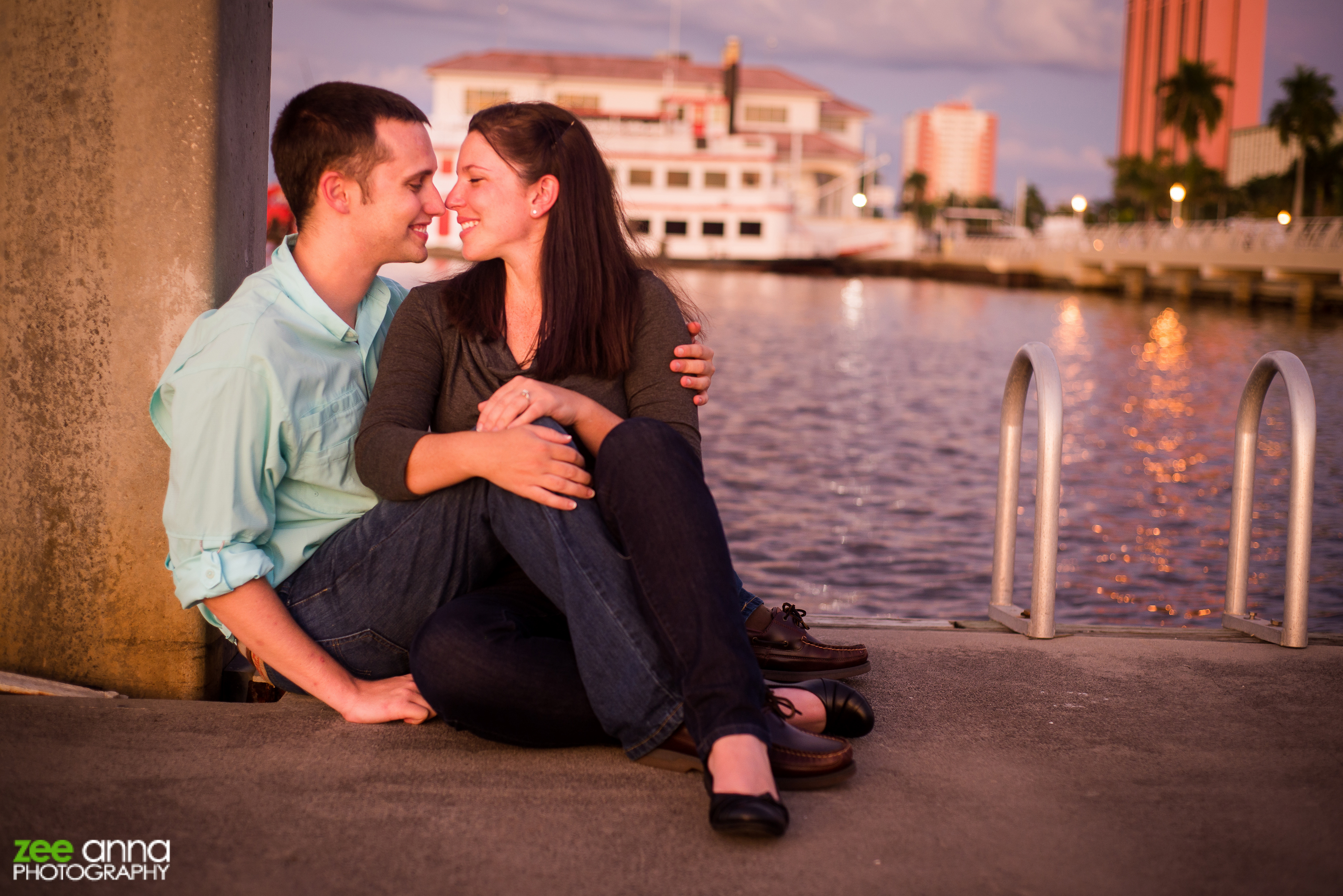 DowntownFortMyersEngagement-Drew+Breanna_2013_0018