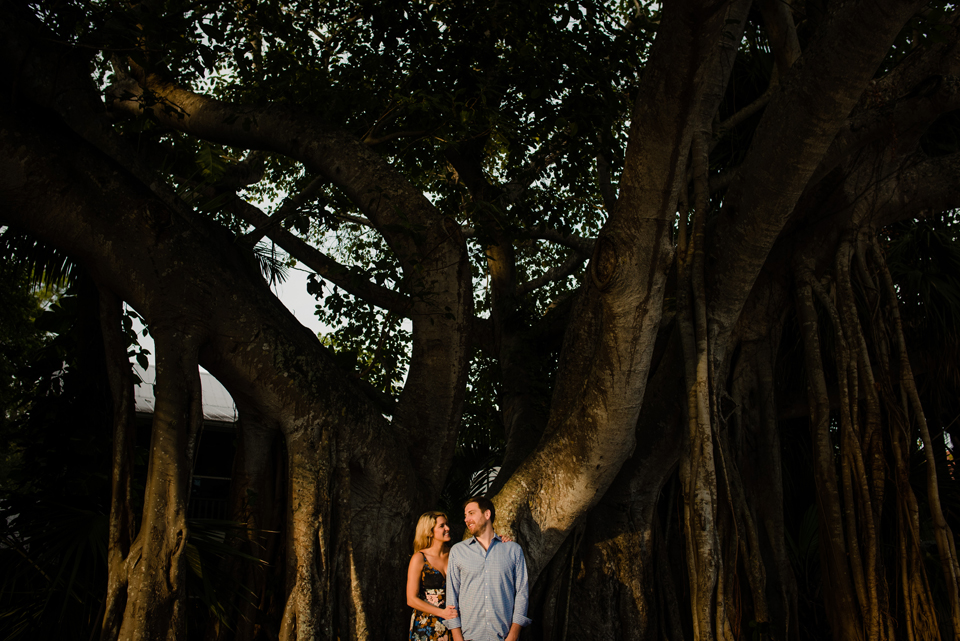Naples Engagement Shoot by Zee Anna Photography
