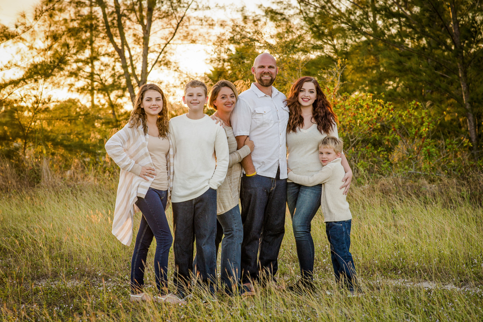 Cape Coral Florida Family Session by Zee Anna Photography