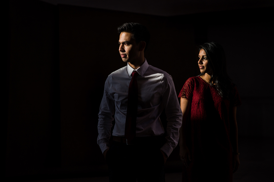 Washington DC Engagement Session by Zee Anna Photography