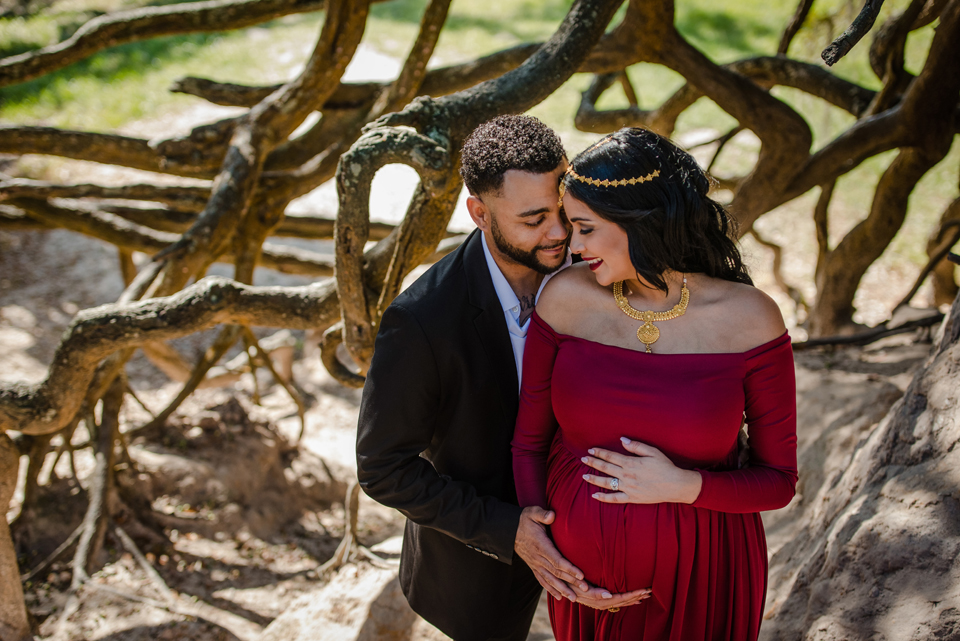 Tampa Florida Maternity Session by Zee Anna Photography