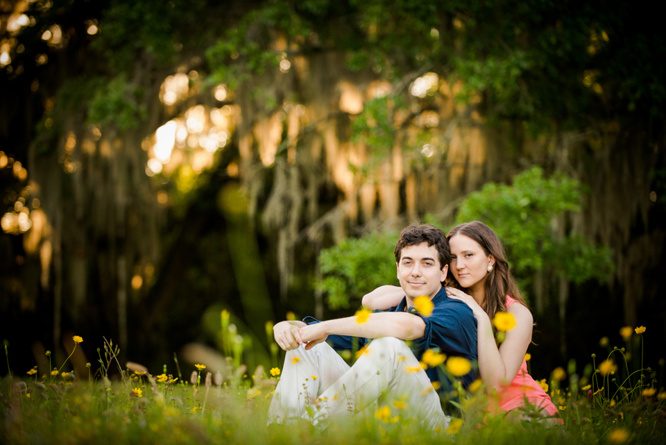 Tallahassee Engagement Session by Zee Anna Photography