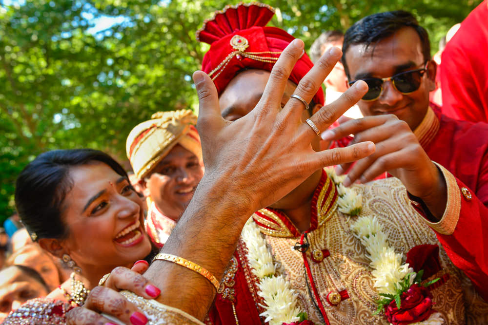 Princeton Indian Wedding by Zee Anna Photography