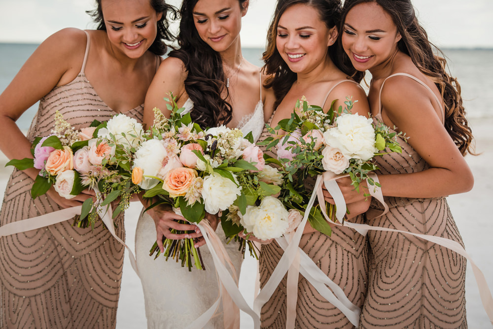 Fort Myers Beach Wedding by Zee Anna Photography