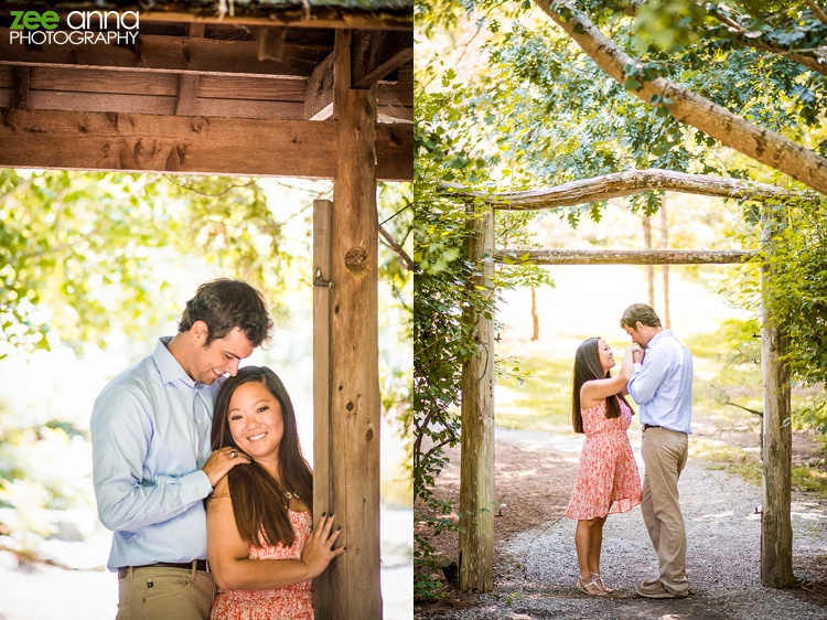 Nashville Engagement session by Zee Anna Photography