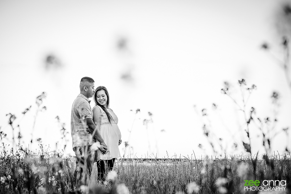 Sacramento Maternity Portrait Session with Zee Anna Photography