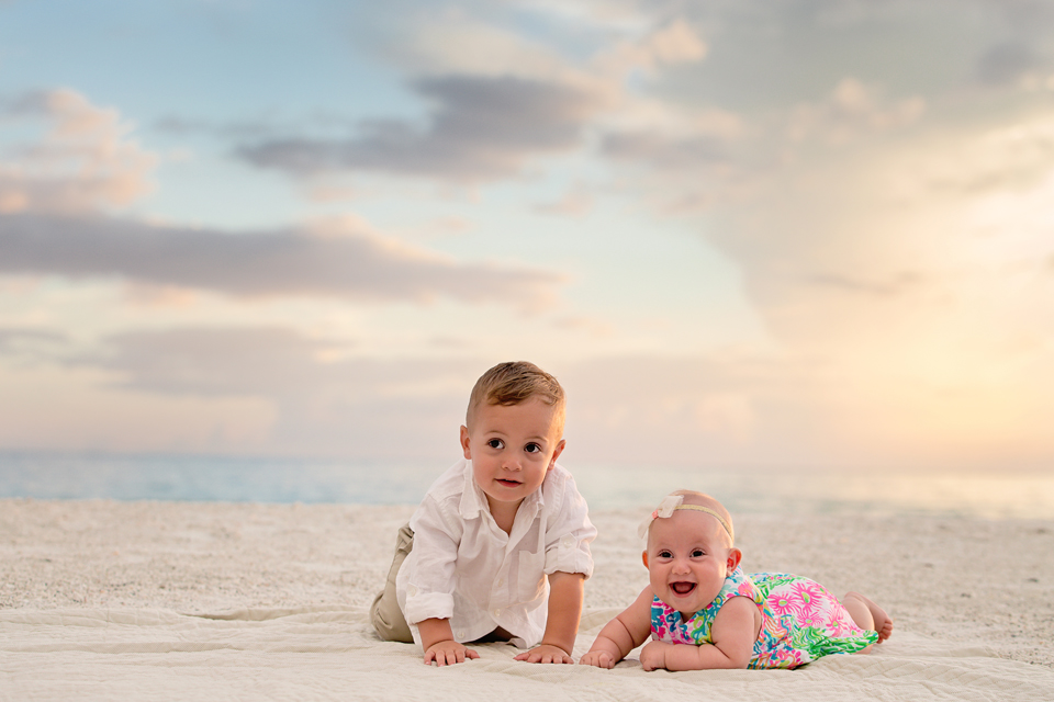Marco Island Family Session by Zee Anna Photography