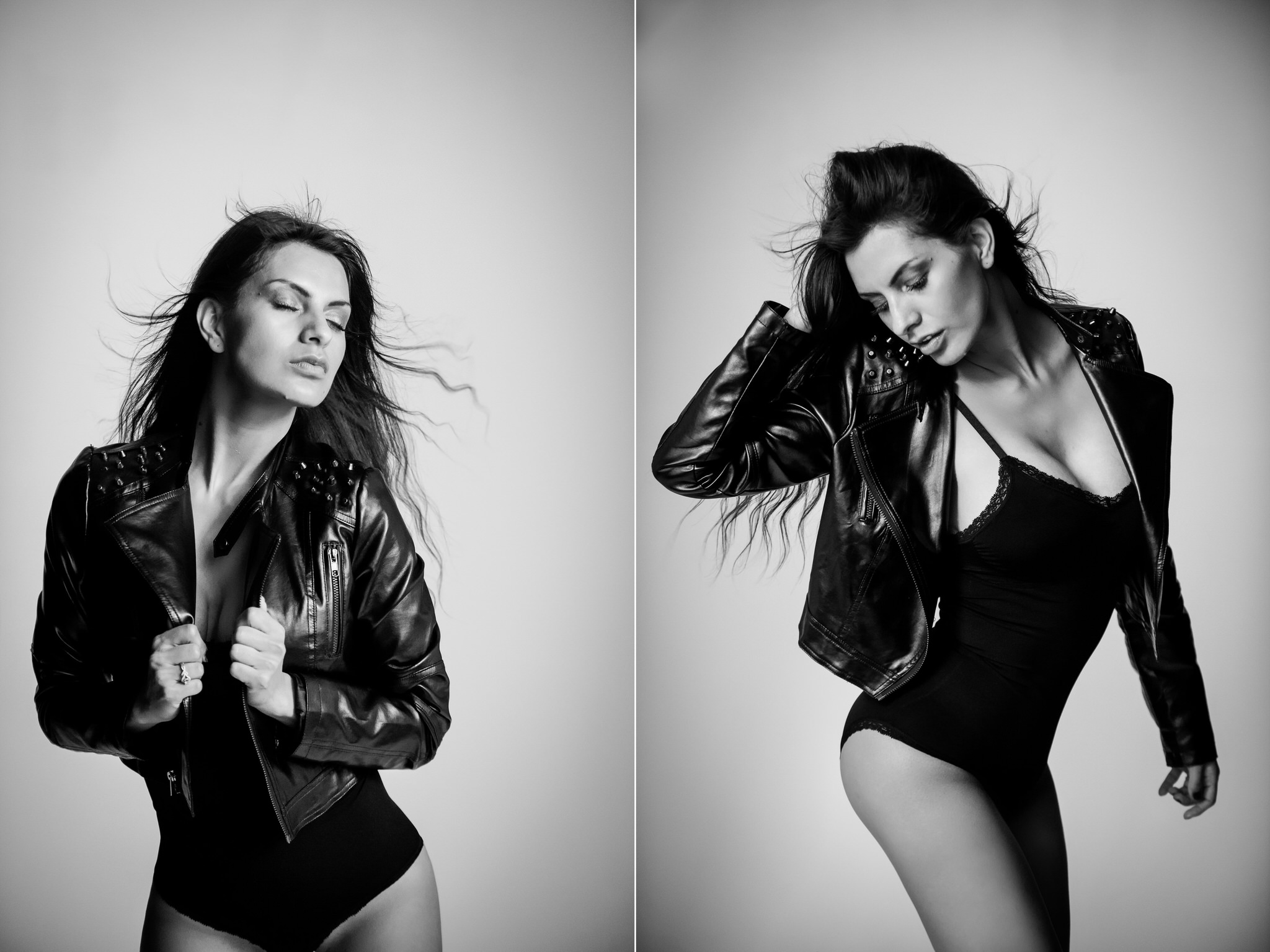 Beauty Modeling Portfolio shots by Anna Nguyen