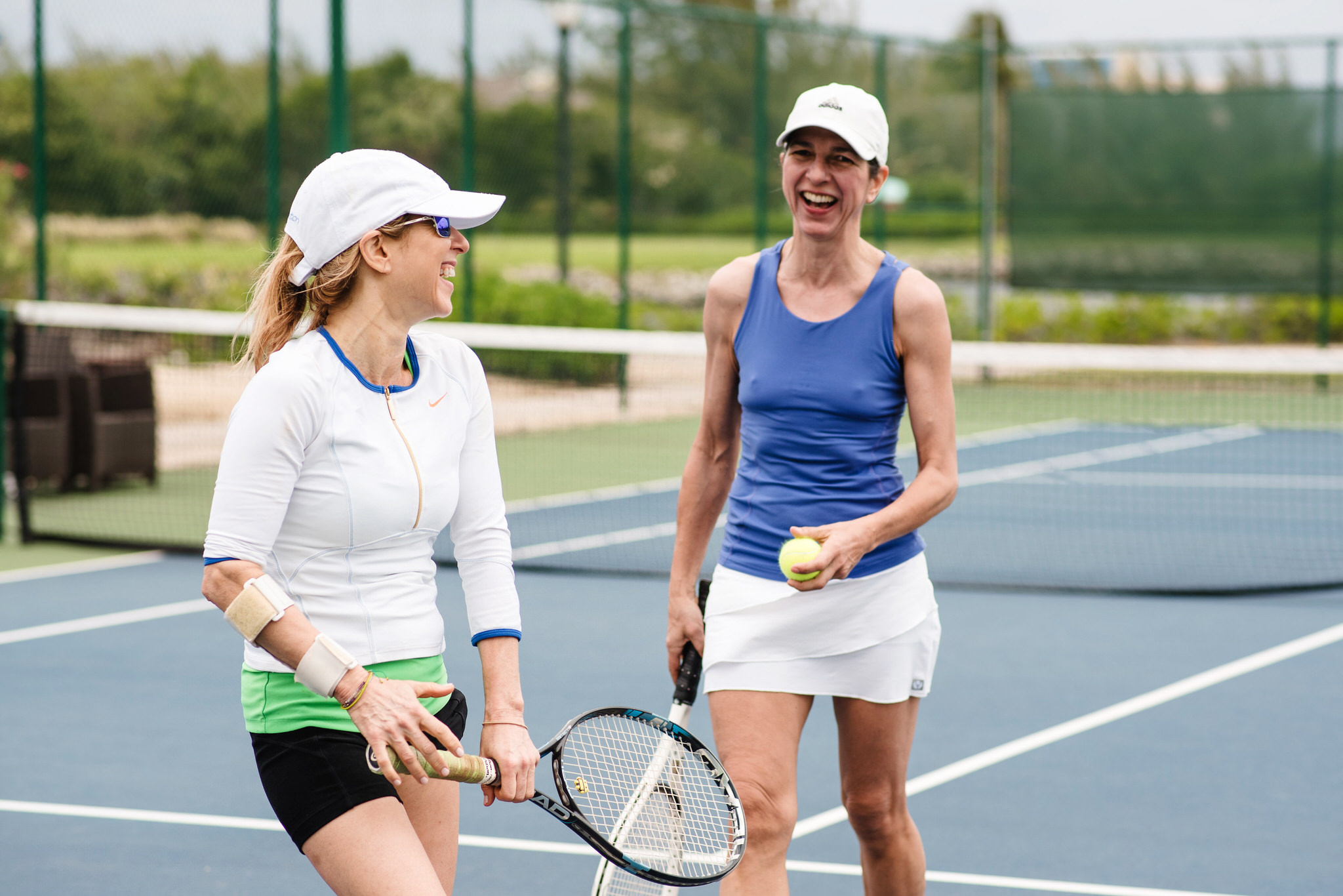 Ritz Carlton Grand Cayman Tennis Event Coverage by Zee Anna Photography