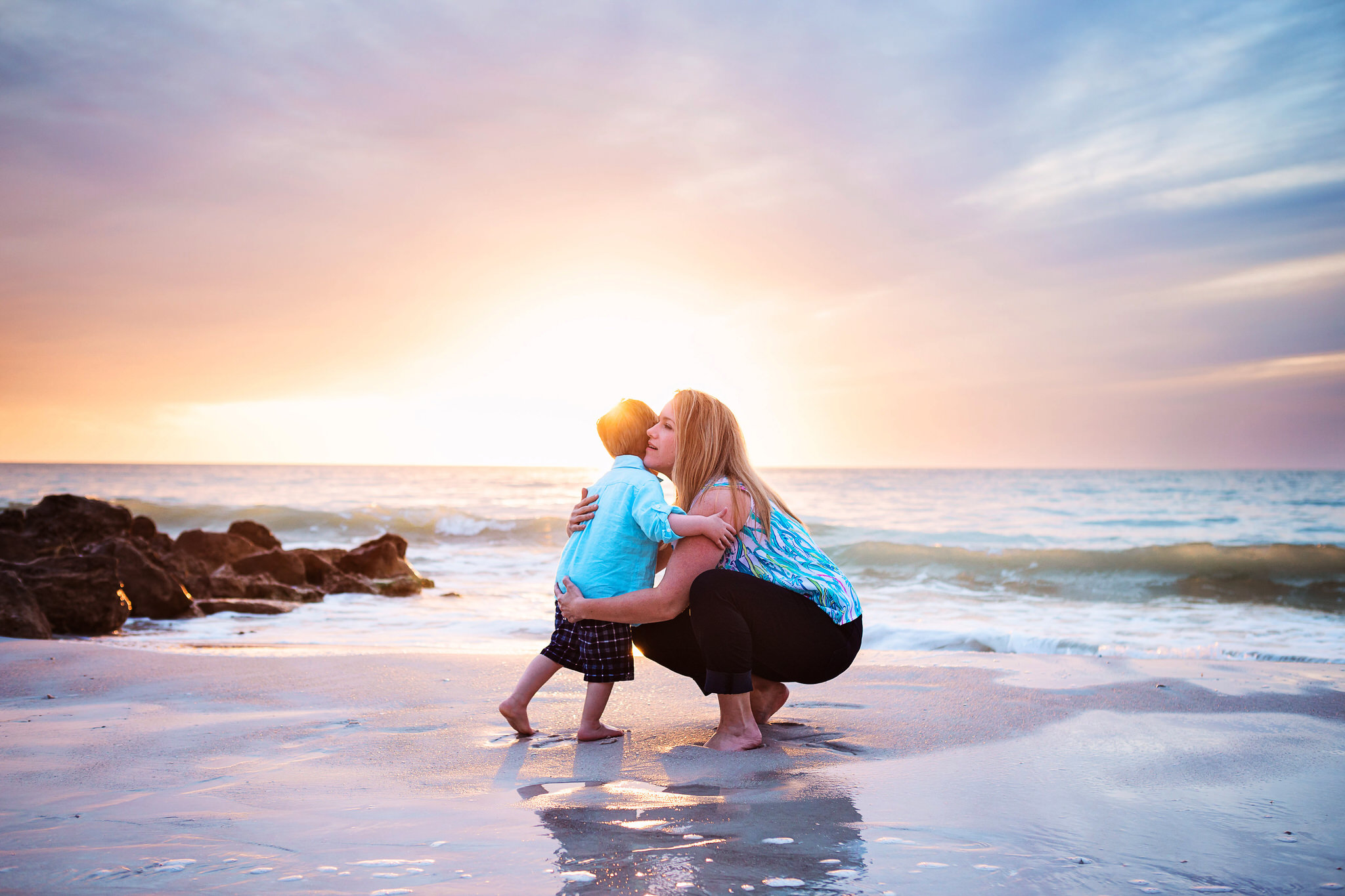 Naples Florida Family Photography by Jessica for Zee Anna Photography