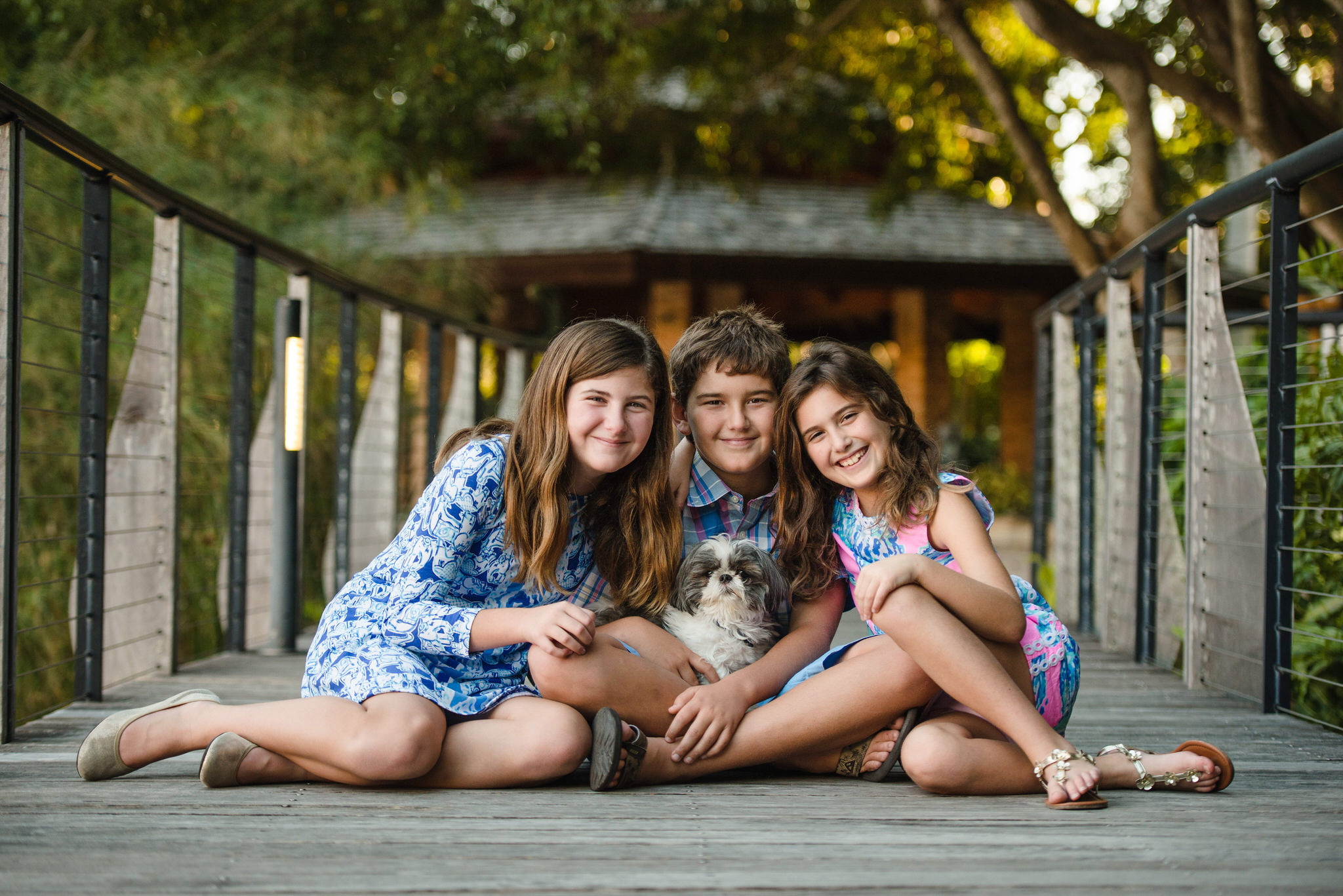 Naples Florida Family Photo Shoot by Zee Anna Photography