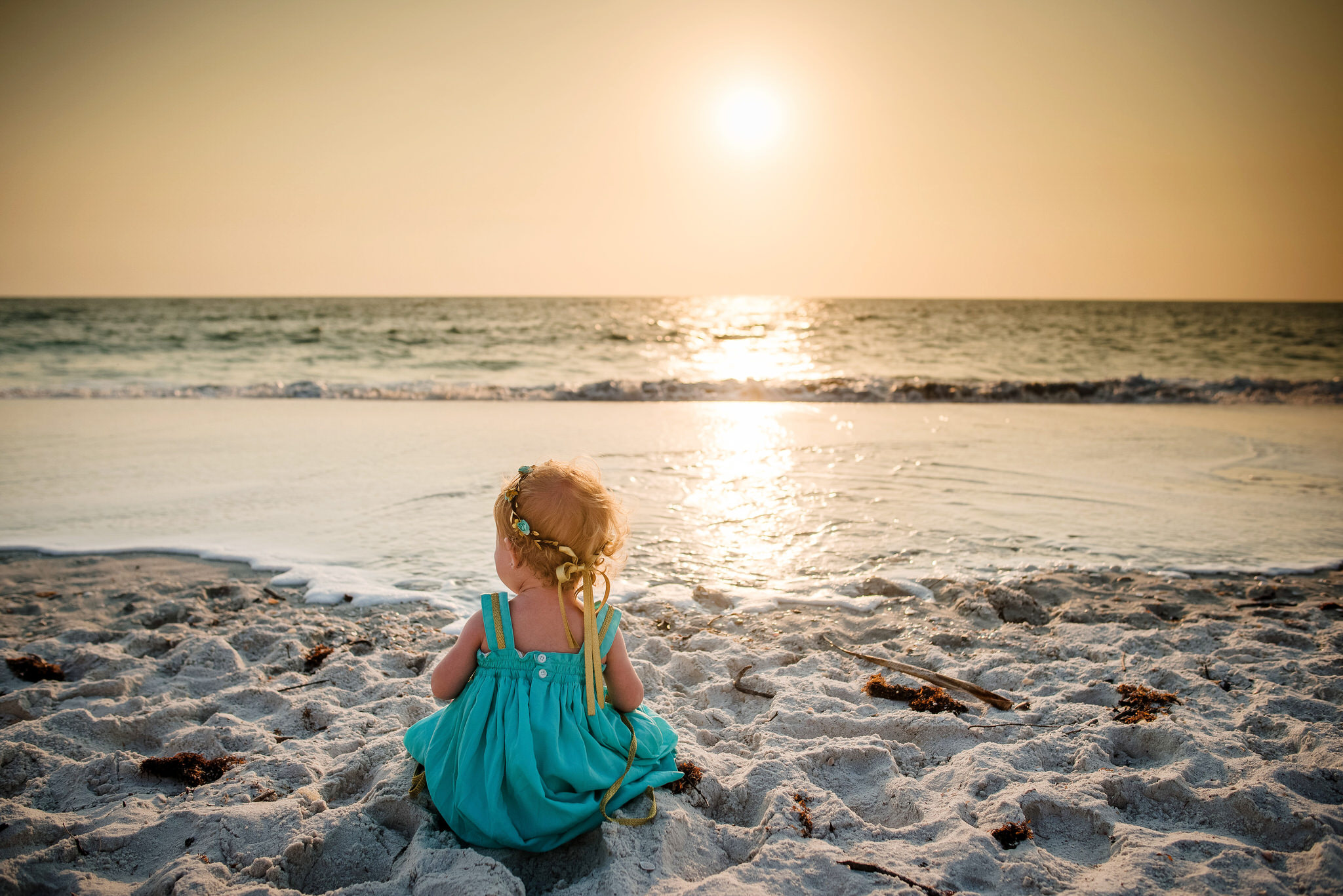 Naples beach family Shoot by Zee Anna Photography