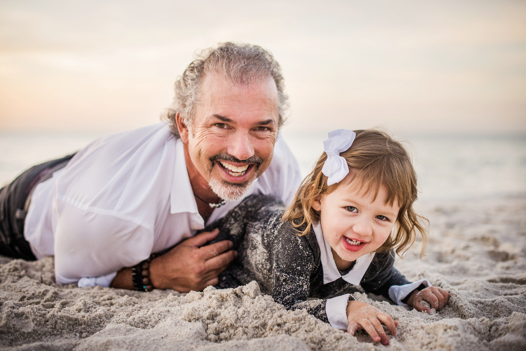 Naples Beach family Photography by Zee Anna Photography