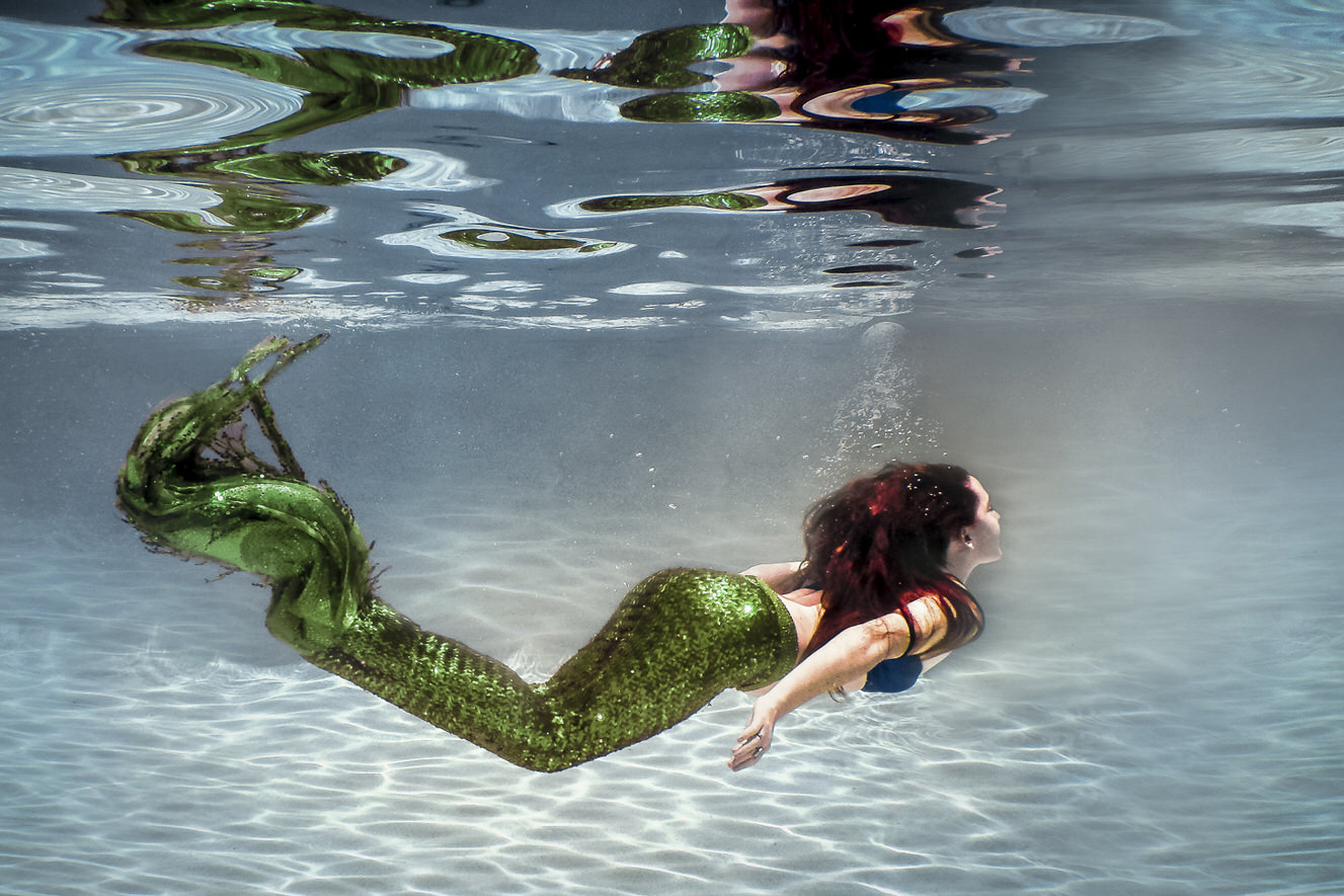 Naples Florida Underwater Photography Shoot by Zee Anna Photography