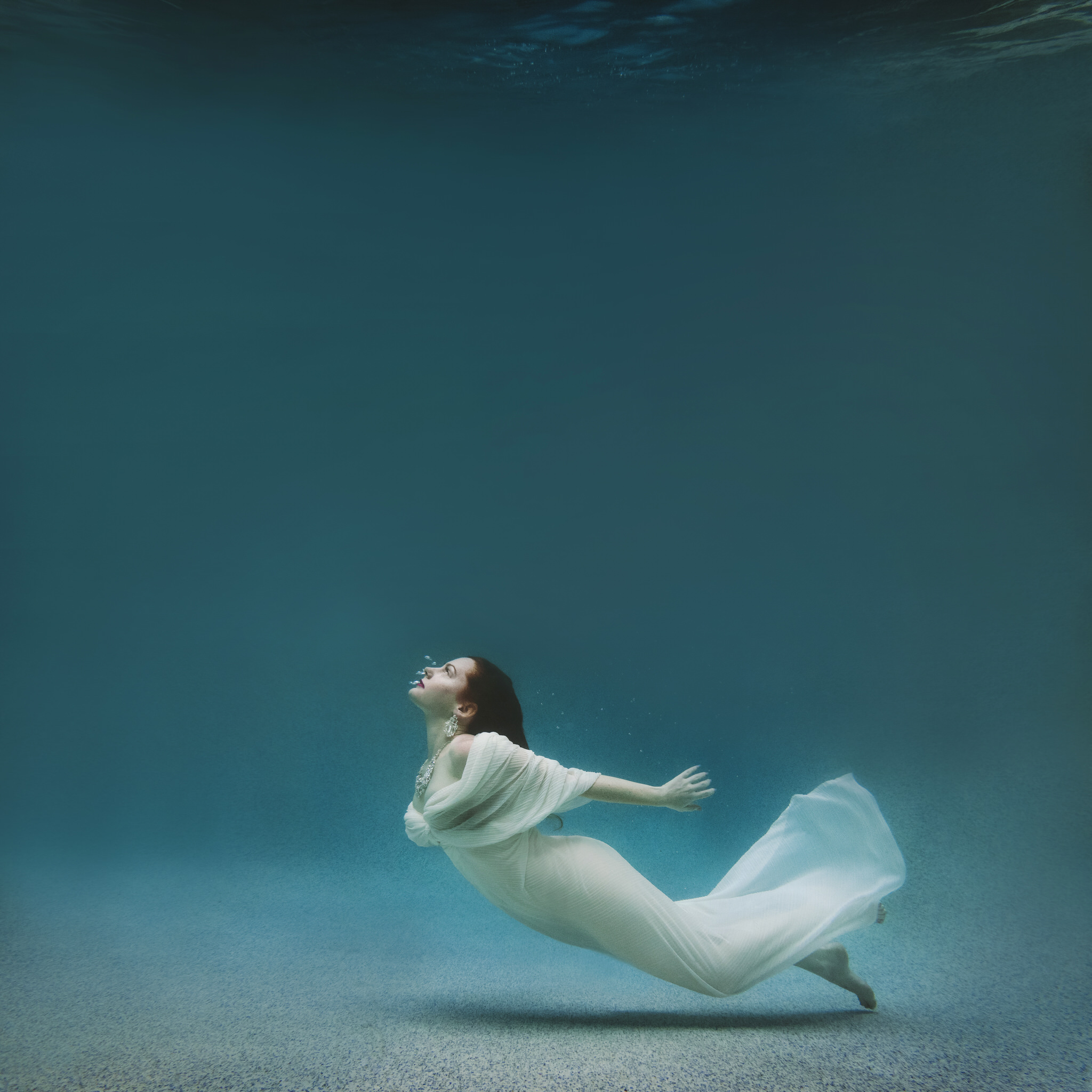 Naples Florida Underwater Photography Fashion Shoot by Zee Anna Photography