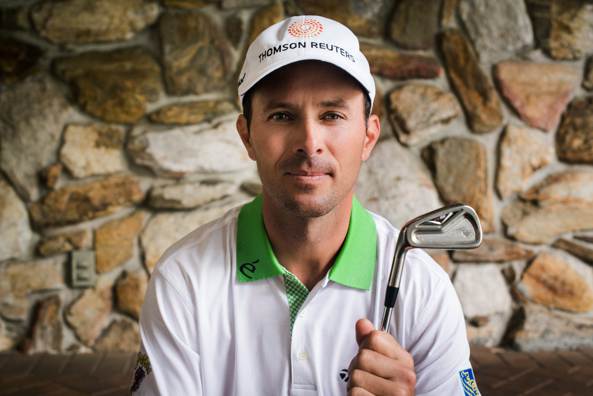 PGA Golfer Mike Weir for Elevee bespoke menswear
